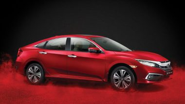 BS6 Honda Civic Diesel Launched in India at Rs 20.75 Lakh; Prices, Features & Specifications